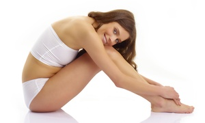 Touch of Class Medspa & Laser Center: Laser Hair Removal at Touch of Class Medspa & Laser Center (Up to 88% Off). Two Options Available.