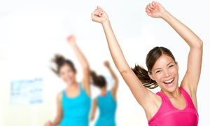 Zumba Fitness with Nazli: 10 or 20 Zumba Classes at Zumba Fitness with Nazli (Up to 56% Off)