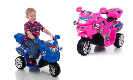 Lil' Rider FX Battery-Powered 3-Wheel Bike