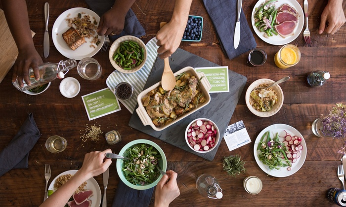 Cookunity - New York City: $14 for $28 Worth of Gourmet Food — CookUnity