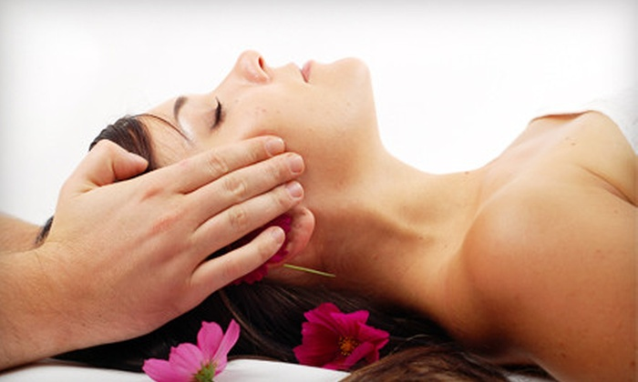 Milagros SalonSpa - Pike Place  Market: Pure Focus Facial, Aqua Polish Body Wrap, Rosemary Mint Body Wrap, or 2.5-Hour Spa Package at Milagros SalonSpa (Up to 54% Off)