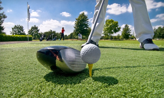 Dunes West Golf Club - Mount Pleasant: $179 for Four Rounds of Golf and 10 Lesson Clinics at Dunes West Golf Club in Mount Pleasant (Up to $1,046 Value)