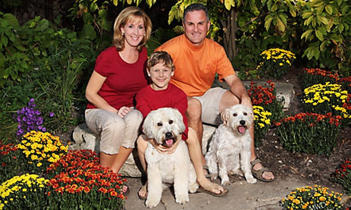 MWD Photography - Elmhurst: $69 for a One-Hour Photo-Shoot Package with Three Pages of Prints at MWD Photography in Elmhurst ($305 Value)