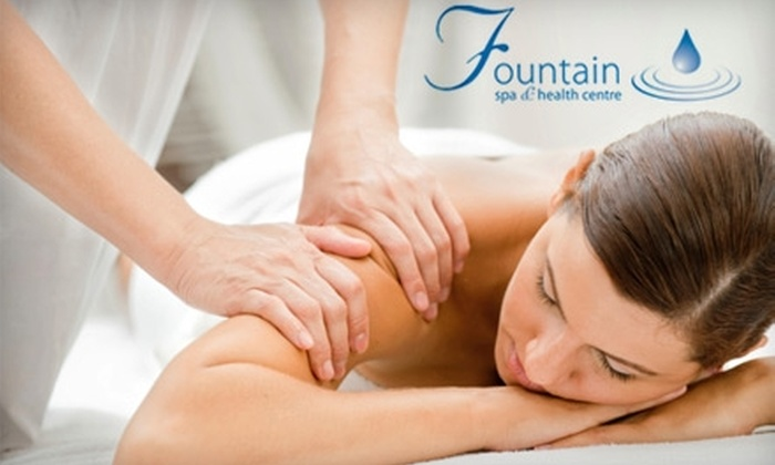 Fountain Spa & Health Centre - Richmond Hill: $65 for an Herb Facial and Aromatherapy Massage at Fountain Spa & Health Centre ($145 Value)