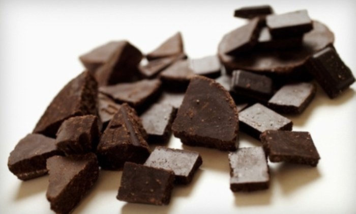 The Tea Room - American Canyon: $15 for $30 Worth of Tea-Infused Chocolate Bars at The Tea Room