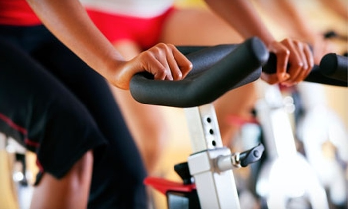 Champions Fitness Center - Cicero: $25 for 10-Class Punch Card ($50 Value) or One-Month Membership with Personal-Training Session ($129 Value) at Champions Fitness Center