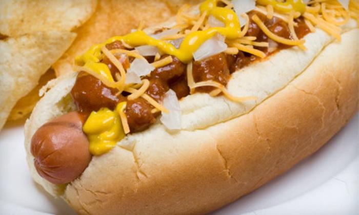 Lucky Dog Pub & Deli - Cloverdale: $5 for $10 Worth of Pub Fare and Sandwiches at Lucky Dog Pub & Deli