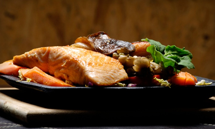 Sol-Mar Restaurant - North Ironbound : $39 for Portuguese Dinner for Two with Appetizer and Wine at Sol-Mar Restaurant in Newark (Up to $82 Value)