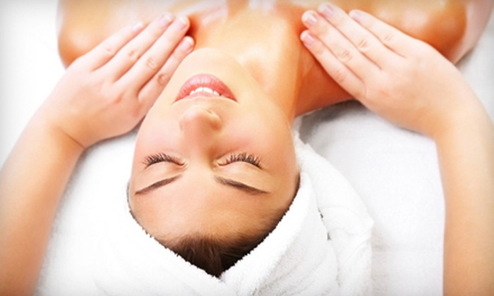 Stolle Massage - Poway: 50-Minute Massage or 60-Minute Body Wrap at Stolle Massage in Poway (Up to 54% Off)