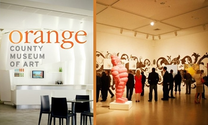 Orange County Museum of Art - Newport Beach: $6 for One Admission to Orange County Museum of Art