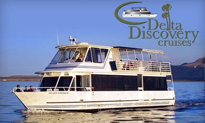 Delta Discovery Cruises - Sacramento: $29 for Yacht Cruise from Delta Discovery Cruises ($59 Value)