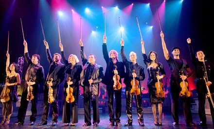 Bowfire at the Bob Carr Performing Arts Centre on Thu., Mar. 22 at 7:30PM: Pricing Level 3 Seating for 1 - Bowfire in Orlando