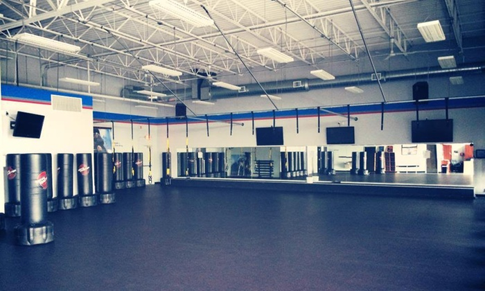 Kosama Lincoln - Lincoln: $59 for a 4-Week Fitness-Class Package with Body Assessment and Gloves at Kosama Lincoln ($135 Value)