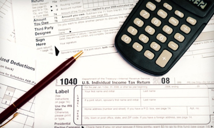 Strategic Tax & Planning - Portage: $49 for a Complete Federal and State Income-Tax Preparation at Strategic Tax & Planning in Portage ($200 Value)