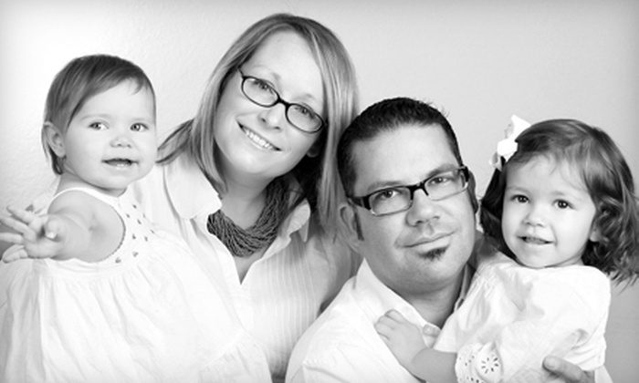 Michelle Burley Photography - South Tucson: $75 for a Photo Shoot and Prints Package for Up to Six People at Michelle Burley Photography ($235 Value)