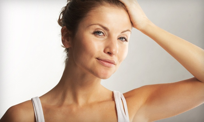 Image by Design - Las Vegas: Three or Six Laser Hair Removal Treatments from Image By Design. Four Options Available.