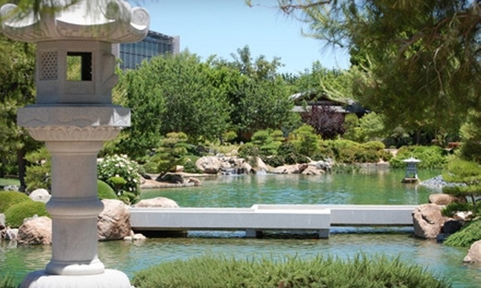 Japanese Friendship Garden of Phoenix - Downtown Phoenix: Membership to Japanese Friendship Garden of Phoenix. Two Options Available.