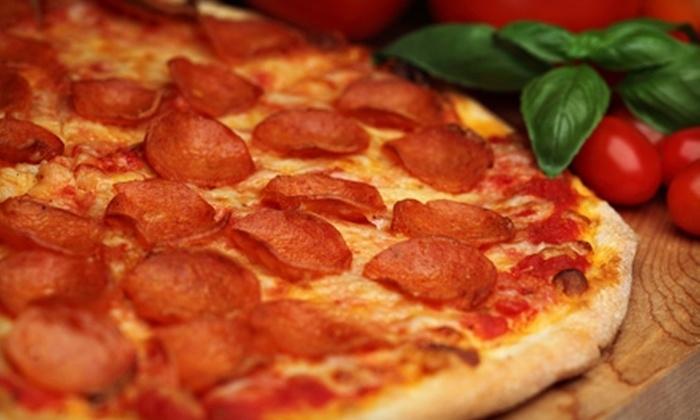 Pleasure Pizza Eastside Eatery - Santa Cruz: $10 for $20 Worth of Breakfast, Lunch, or Dinner at Pleasure Pizza Eastside Eatery
