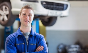 Jessels Autos: Car Air-Conditioning Service with Re-Gas at Jessels Autos (55% Off)