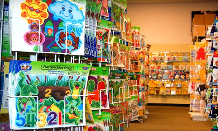 The Learning Circle - Murfreesboro: $15 for $30 Worth of Educational Toys, Games, and Art Supplies at The Learning Circle in Murfreesboro