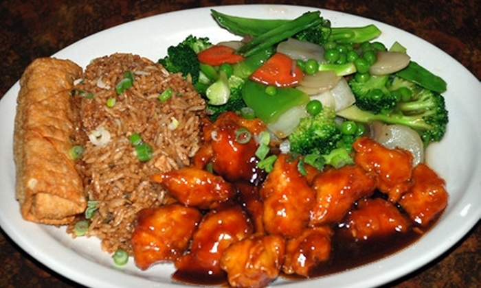 Red Dragon Chinese Restaurant - Plymouth: $7 for $15 Worth of Chinese Fare at Red Dragon Chinese Restaurant in Plymouth