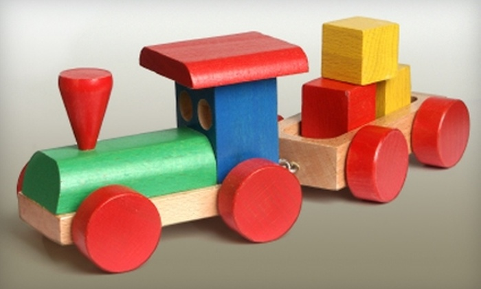 Toy Town Playcenter - Phoenix: $20 for Five Admissions to Toy Town Playcenter (Up to $40 Value)