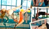 Pilates At Play - Downtown: $47 for One Pilates-Apparatus Class Plus One Swing-a-Lates Class ($94 Value) or $27 for Two Chair-Dance or Pole-Lates Classes ($54 Value) at The Pilates Center of Olympia