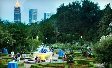 Atlanta Botanical Garden In Atlanta Georgia Groupon