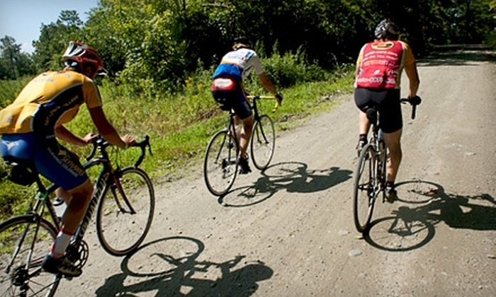 Franklin Land Trust - Deerfield: Green River Bike Tour Package from Franklin Land Trust on August 27. Two Options Available.