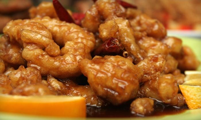 Golden Wok Restaurant - Glen Ellyn: $10 for $20 Worth of Chinese Fare at Golden Wok in Glen Ellyn