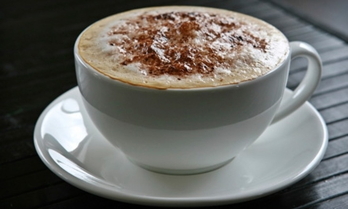Heavenly Cup - Multiple Locations: $12 for $23.50 Worth of Coffee and Café Fare at Heavenly Cup