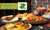 Zapatas - Downtown: $15 for $30 Worth of Mexican Fare and Drinks at Zapata's Mexican Restaurant