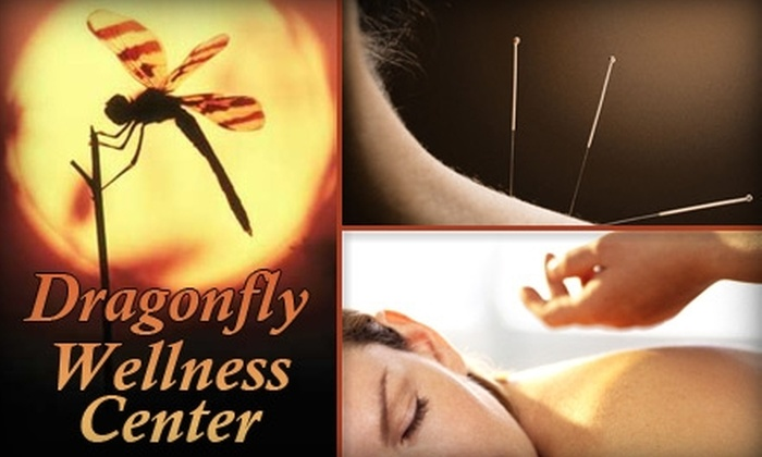 Dragonfly Wellness Center - McKinney: $49 for a 90-minute Massage or Acupuncture Session at Dragonfly Wellness Center