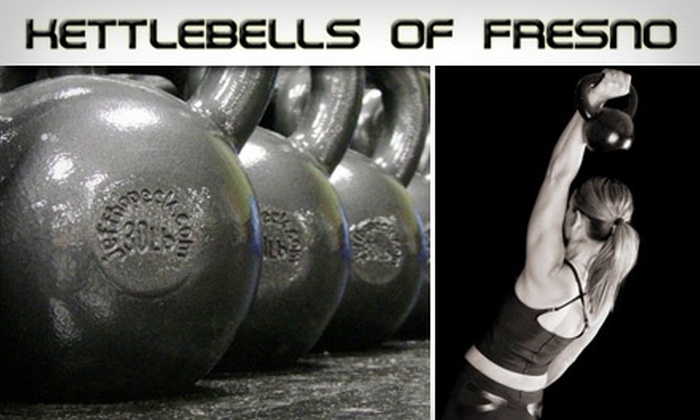 Kettlebells of Fresno - Clovis: $36 for Six Kettlebell Classes at Kettlebells of Fresno