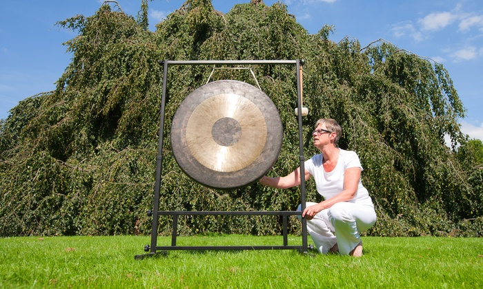 Twilight Reveille Sound Healing Concert - UUCA: Twilight Reveille Sound Healing Concert at UUCA on Saturday, September 20 (Up to 58% Off)