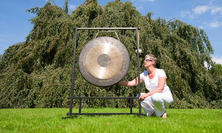 Twilight Reveille Sound Healing Concert at UUCA on Saturday, September 20 (Up to 58% Off)