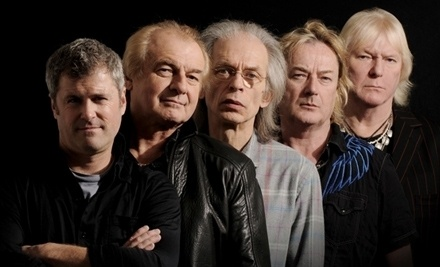 Ticketmaster: Yes and Styx at The Amphitheater at The Wharf on Fri., Jul. 15 at 8PM: Section 101, 102 or 103 ($42 Value) - Yes and Styx at The Amphitheater at the Wharf in Orange Beach