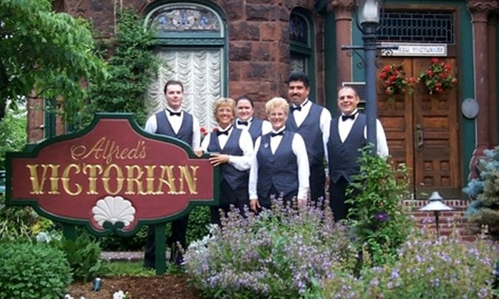 Alfred's Victorian  - Middletown: $25 for $50 Worth of Italian Cuisine at Alfred's Victorian