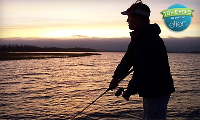 Marsh Maven Inshore Charters - Multiple Locations: $139 for a Four-Hour Fishing Trip for Two from Marsh Maven Inshore Charters ($300 Value)