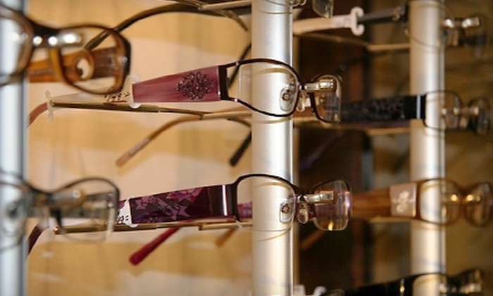 Insight Eyecare Specialties - Multiple Locations: $25 for $175 Toward a Complete Pair of Eyewear at Insight Eyecare Specialties
