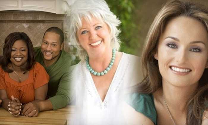 Metropolitan Cooking & Entertaining Show - Multiple Locations: $35 for One Ticket to See Giada De Laurentiis, Paula Deen, or The Neelys at the Metropolitan Cooking & Entertaining Show ($71 Value). Choose from Four Show Options.
