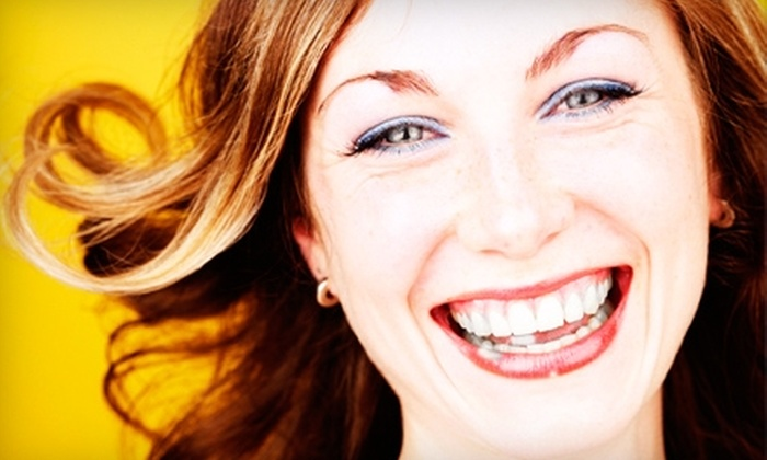 Brick Walk Esthetic Dentistry - Fairfield: Up to 84% Off Whitening or Teeth Cleaning at Brick Walk Esthetic Dentistry in Fairfield. Choose Between Two Options.