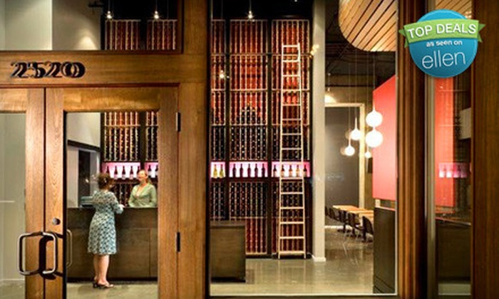 The Local Vine - Multiple Locations: One or Five Wine Classes or 10-Glass Wine-Tasting Punch Card at The Local Vine (Up to 64% off)