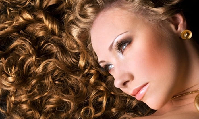 Prima Salon - Arden - Arcade: Salon Services or Products from Prima Salon. Three Options Available.