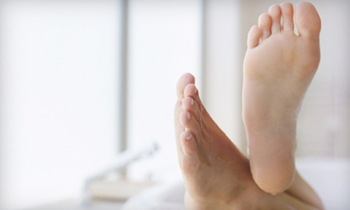 Advanced Orthopedics and Sports Medicine - Spring Valley: Laser Toenail-Fungus-Removal Treatment for One or Both Feet at Advanced Orthopedics and Sports Medicine (Up to 75% Off)