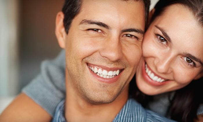 The Dental Center - Multiple Locations: $49 for Dental Care Package at The Dental Center ($251 Value)