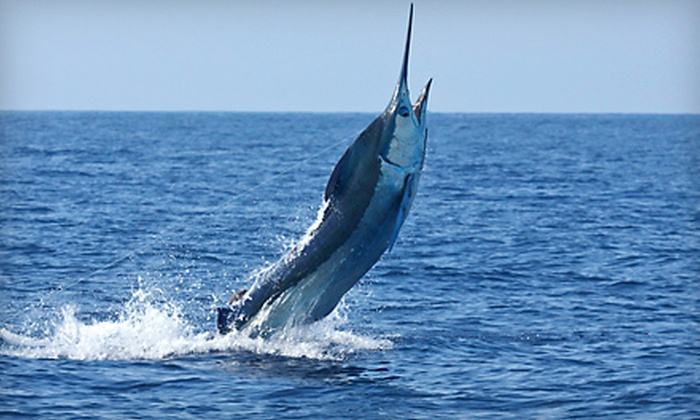 Humdinger Sportfishing - Honolulu: $360 for a Half-Day Deep-Sea Fishing Charter for Up to Six from Humdinger Sportfishing in Kailua-Kona ($785 Value)