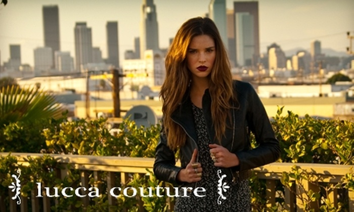 Lucca Couture: $35 for $70 Worth of Apparel from Lucca Couture