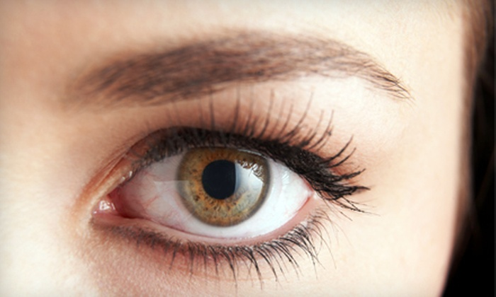 About Face - Spokane Valley: Permanent Makeup Application of Upper or Lower Eyeliner, Eyebrows, or Lip Liner at About Face (Up to 72% Off)