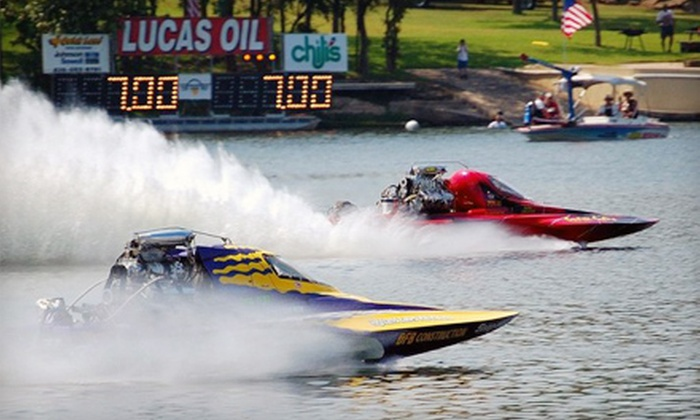 Marble Falls Lakefest - Fort Worth: $20 for a Weekend Pass to Marble Falls Lakefest August 12–14 (Up to $40 Value)